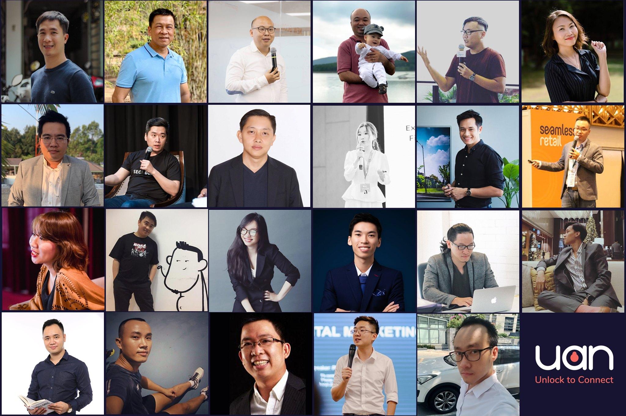 Tổng hợp KOLs ngành Marketing Việt Nam