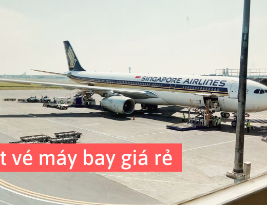 Chỉ bạn cách tự săn vé máy bay giá rẻ (kể cả trong nước lẫn quốc tế)
